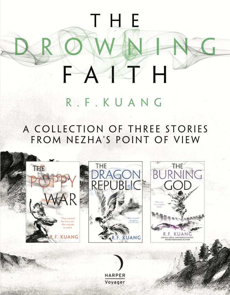 The Drowning Faith… – Rebecca F. Kuang